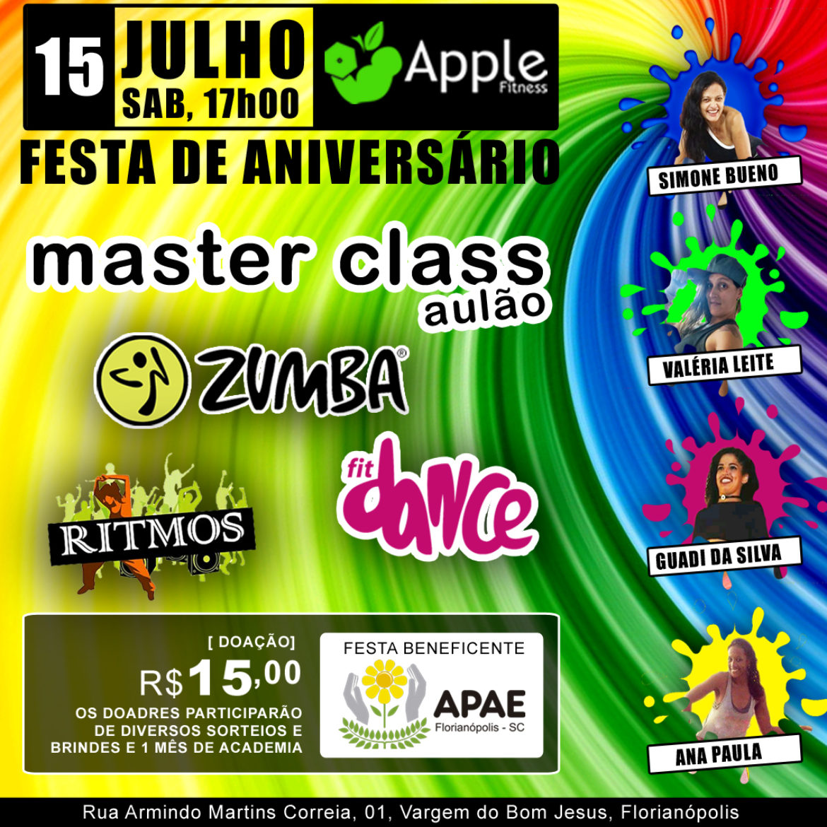 Apple Fitness & APAE